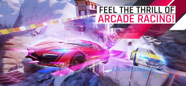 tai game dua xe  Asphalt 9 Legends