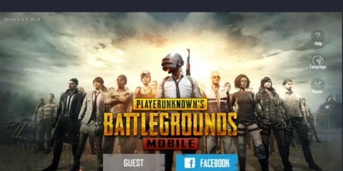 Game PUBG Mobile VNG