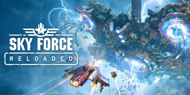 tai game Sky Force Reloaded