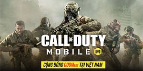 Tải Game Call of Duty Mobile VN Cho Điện Thoại Android, iOS